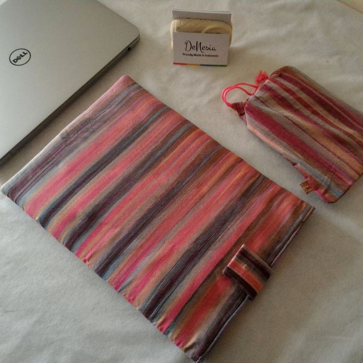 DeNesia's Ethnic Lurik Tenun Laptop Sleeve | Sarung Laptop Tenun | LS11