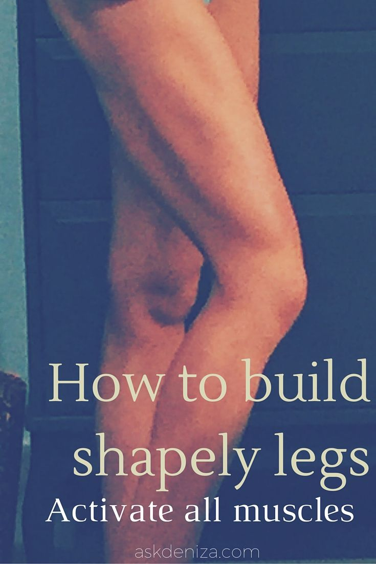 #fitness #exercise #workout #glutes #lowerbody #weightloss #fatloss Best exercise tips how to activate the glutes, quadriceps and hamstrings. Build a mind-muscle connection to engage all muscles to build shape & burn fat! http://askdeniza.com/hit-all-muscle-fibers-lower-body-edition/