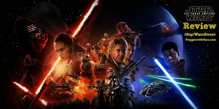 Being able to screen the latest Star Wars movie before the highly anticipated release...I am more than happy to share my Star Wars: The Force Awakens Review.