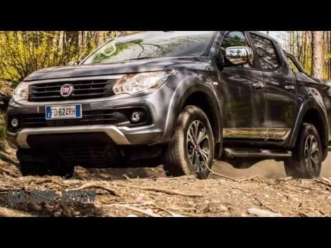 2017 Fiat Fullback New