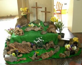 Easter Decorating Ideas For Church 33 best church decor images on pinterest | church flowers, church