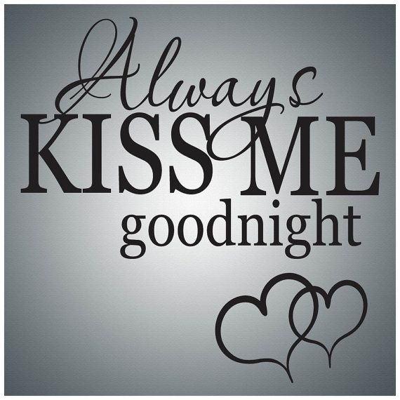 Always Say Goodnight Quotes: 288 Best Goodnight Images On Pinterest