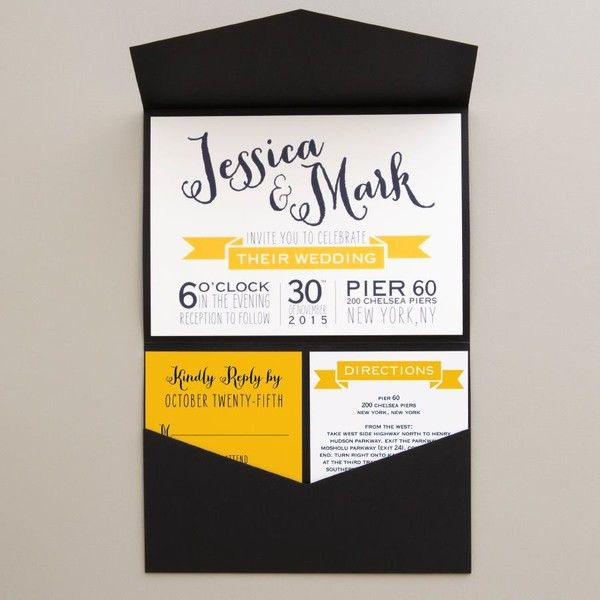 Black and yellow wedding inspiration from White Mischief Bridal. http://www.whitemischiefbridal.co.uk/blog.php