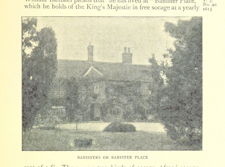 Image taken from page 205 of 'Chronicles of Finchampstead in the county of Berkshire' | Flickr - Photo Sharing!