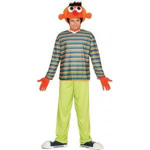 Gezien op Beslist.nl: Ernie sesamstraat kostuum