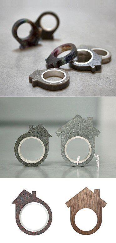 01 2014 | El blog de la joyería moderna Carrotbox y tienda - obsesionados con anillos  Archi Ninja