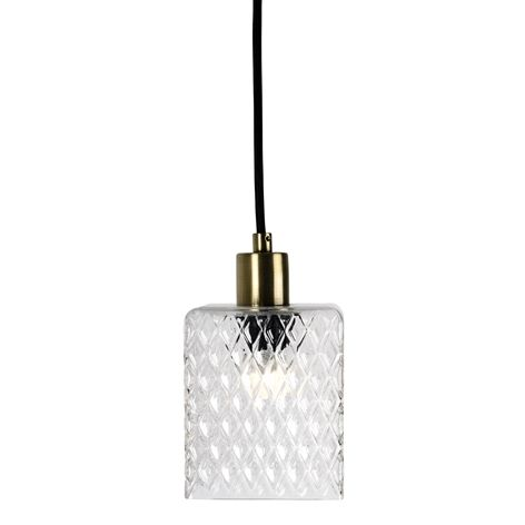 Hängande lampa PRECIOUS - Lagerhaus.se