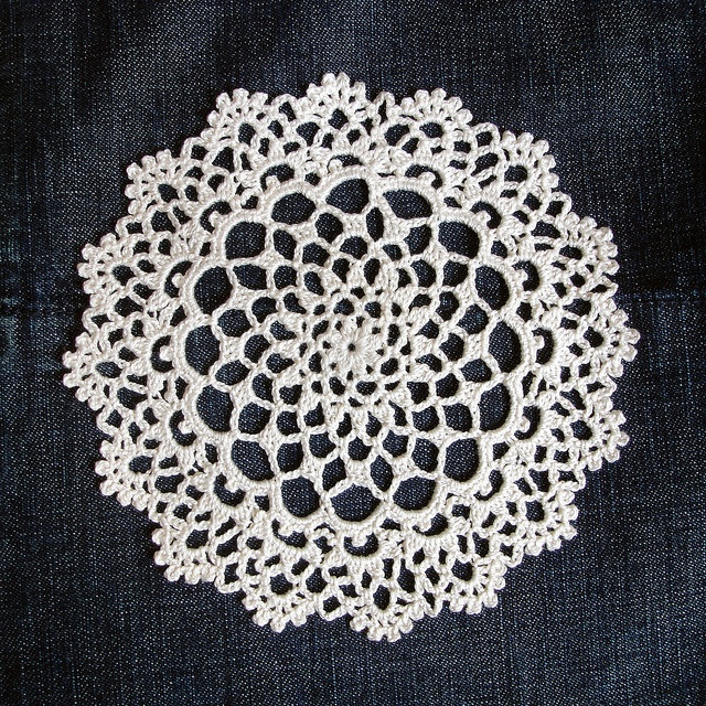 Free Japanese Crochet Doily Patterns : 601 best images about Crochet Doily~Mandala on Pinterest ...