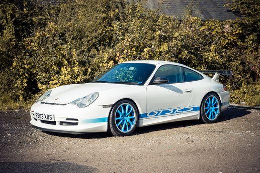 2003 Porsche 911 (996) GT3 RS - Silverstone Auctions