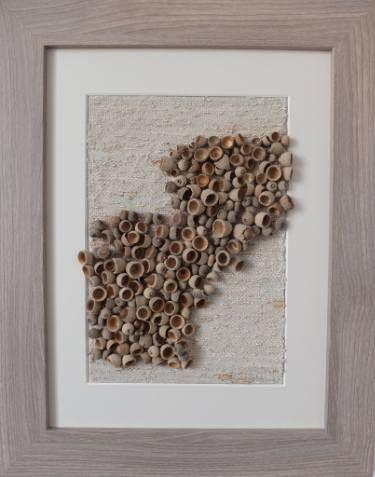 "Saatchi Art Artist Ana Montoya; Sculpture, ""Deciduous"" #art"