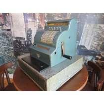 Caixa Registradora Antiga Rena - Funcionando