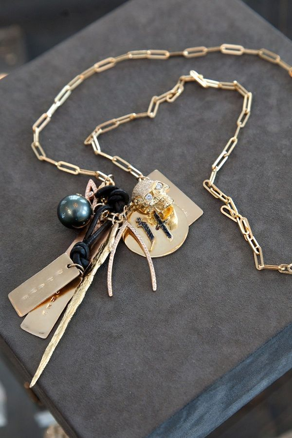 Shop Talk with Jennifer Fisher Jewelry -photography by Alexandra Frumberg