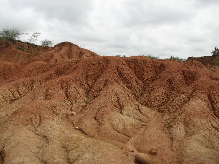 Desierto la Tatacoa - Colombia.