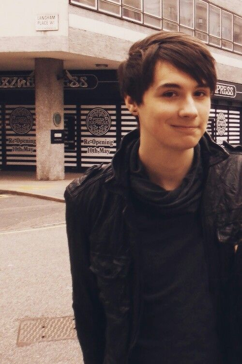 Daniel... stop... you're killing me with feels... O.O