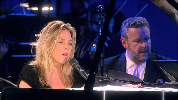 Where or When ~ By Diana Krall (Live in Rio) HD