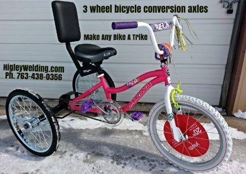 36 Best 3 Wheel Conversion Kits Images On Pinterest