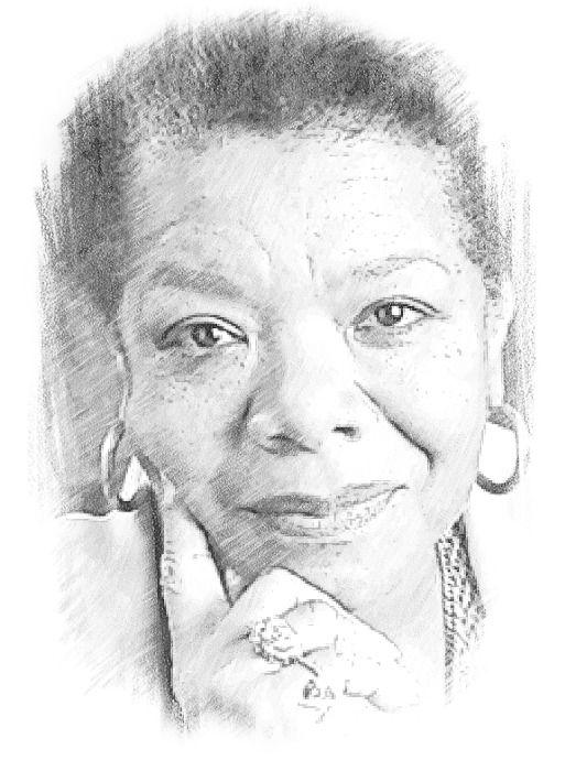 In memoriam: Maya Angelou (1928-2014)