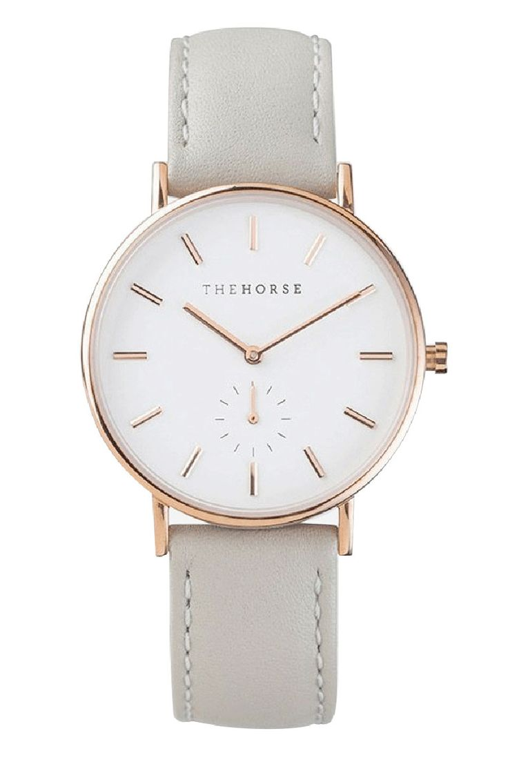 The Horse watch, $189, thehorse.com.au.   - HarpersBAZAAR.com