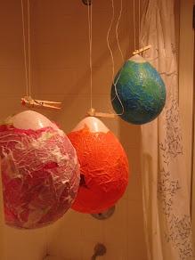 tutorial: Balloon Lanterns