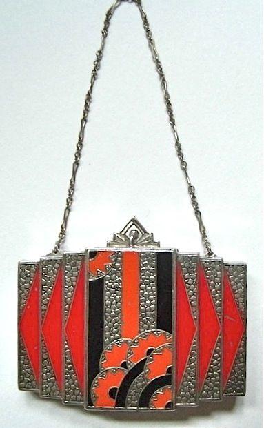 Elsa Schiaparelli handbag, 1938, via The Los Angeles County Museum of Art.