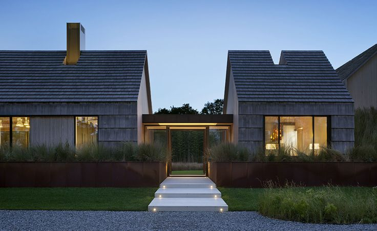 Wooden wonder: Piersons Way draws on Long Island's local vernacular | Architecture | Wallpaper* Magazine