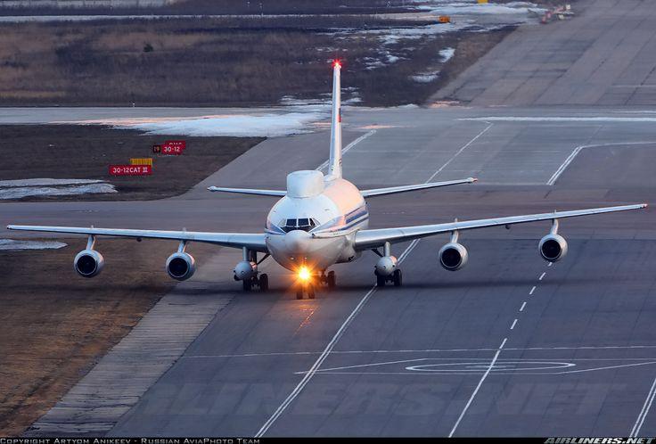 Ilyushin Il-87 Aimak (Il-80/Il-86VKP) aircraft picture