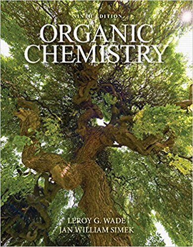 Organic chemistry 9th edition by l g wade pdf tetxbook organic chemistry 9th edition by l g wade jr isbn 10 0321971124 isbn 13 978 0321971128 fandeluxe Images