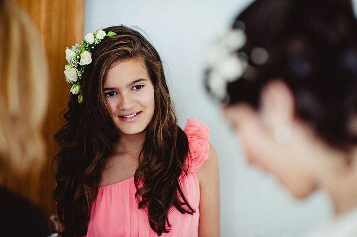 Bridesmaids Hair by Jenny Buckland