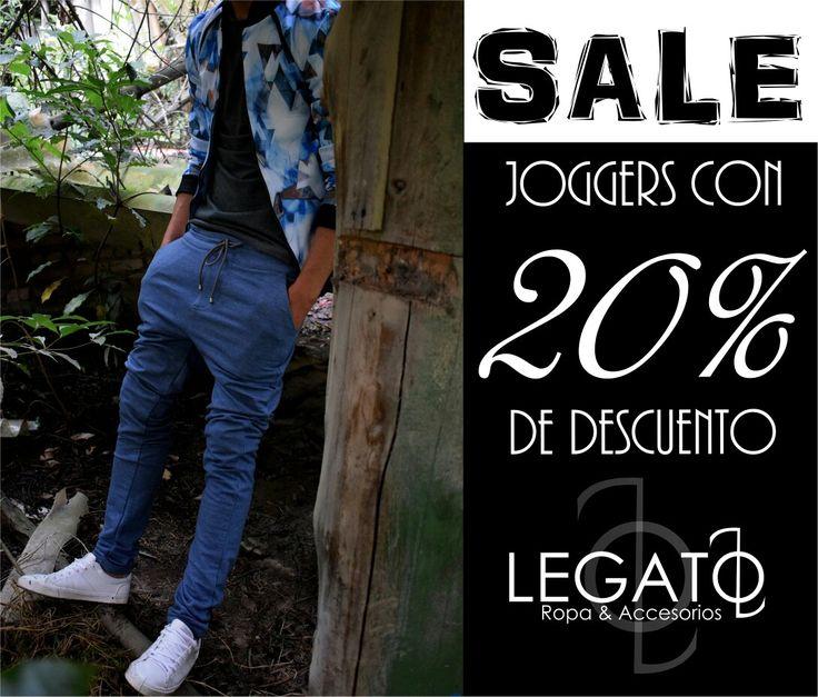 Jogguers con el 20% de descuento!!!  Que esperas para obtener el tuyo!!!  Disponibles en talla M y S!!!  envíos totalmente gratis y pagos contra entrega!!  #fitness #domingoo #sale #promociones #menswear #jogguer #hechoencolombia