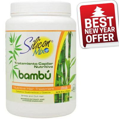 Avanti Silicon Mix Bambu Nutritive Hair Treatment 60 oz $14.95 Visit www.BarberSalon.com One stop shopping for Professional Barber Supplies, Salon Supplies, Hair & Wigs, Professional Product. GUARANTEE LOW PRICES!!! #barbersupply #barbersupplies #salonsupply #salonsupplies #beautysupply #beautysupplies #barber #salon #hair #wig #deals #sales #Avanti #Silicon Mix #Bambu #Nutritive #Hair #Treatment