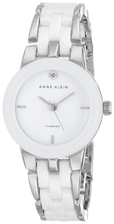 best white watches for women Anne Klein