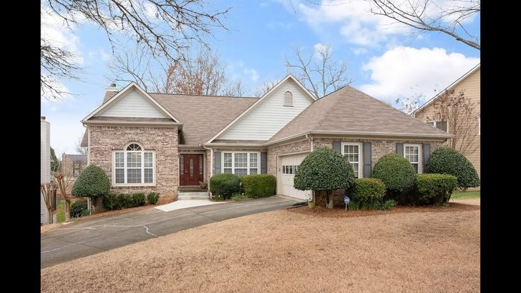 Buford home for sale ranch with basement sherry co