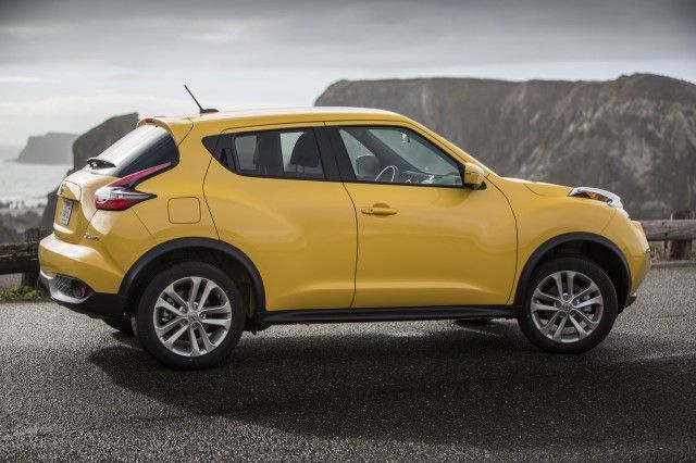 2015 Nissan Juke Review, Ratings, Specs, Prices, and Photos - The ...