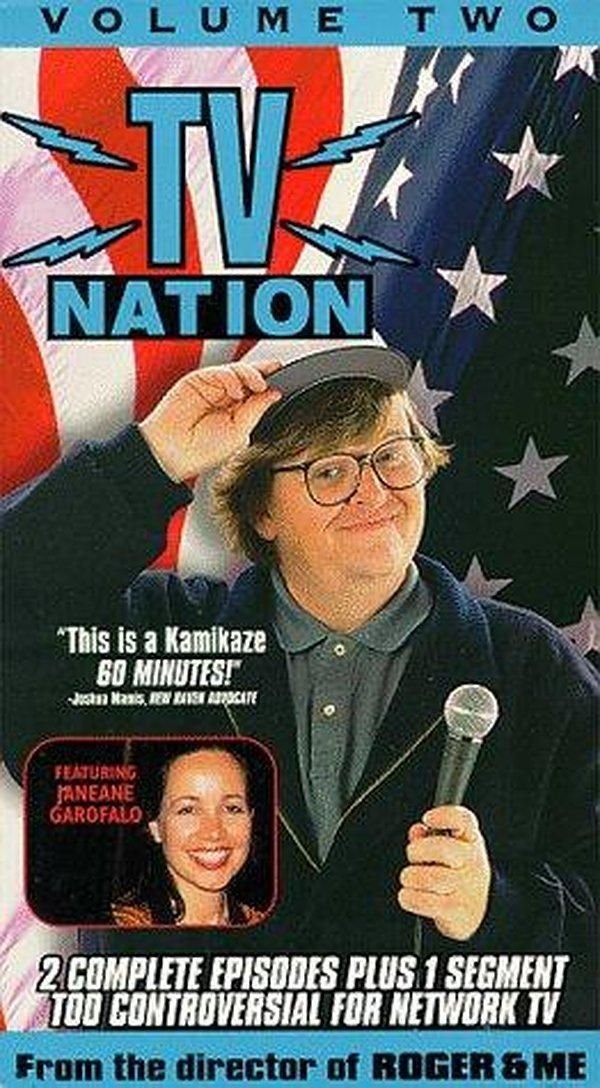 TV Nation: Volume Two (Video 1997)