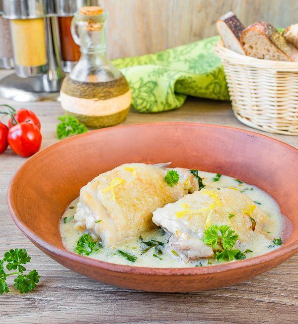 Тушеная курица в лимонном соусе: как приготовить - проверенный пошаговый рецепт с фото на Вкусном Блоге