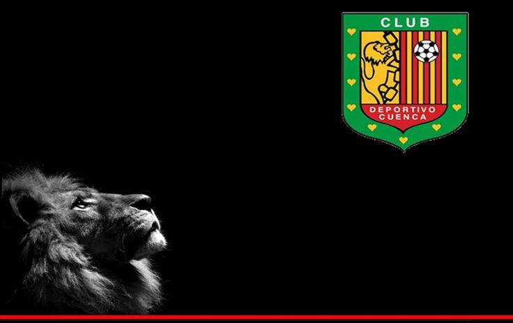 Deportivo Cuenca, Idolo cuencano, Leon de escudo,  el deportivo cuenca en su escudo lleva un leon. Mauricio García Torres, MAO