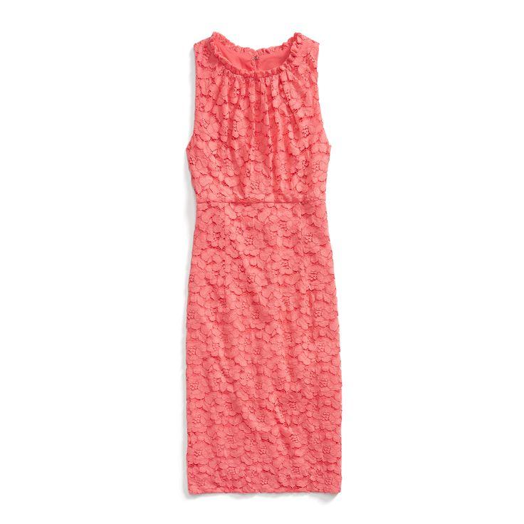 Stitch Fix Spring Styles: Lace Dress