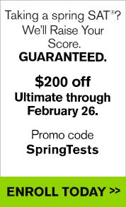 Taking the spring SAT Exam?  We will raise your score guaranteed!  Enroll now into one of The Princeton Review's Ultimate LiveOnline Courses and save $200 by using the promo code: SpringTests by February 26th!!  #ThePrincetonReview #TPR #SAT #SATExam #TheSAT #$200OFF #Save #College #PrepForTheExam