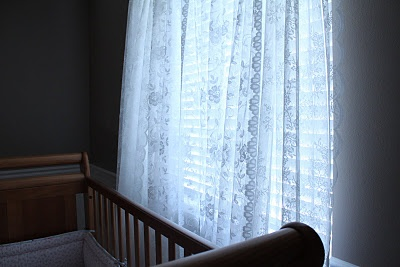 cortinas de encaje: Curtains, Baby Girl Nurserys, Girl Nurseries, Baby Girls, The Baby, Lacy