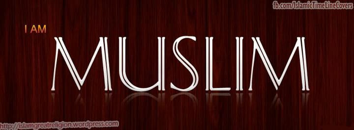 i'm proude to be a muslim