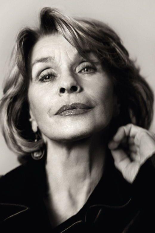 Senta Berger by Vogue