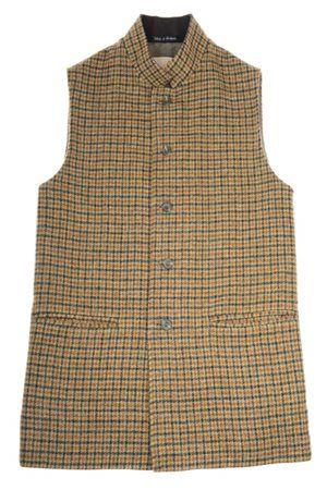 Campbell's of Beauly - Tweed Gilet Shetland Kilmakolm