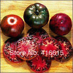 Black Krim Tomato 50 pcs Seeds - Russian Heirloom Free Shipping + Mysterious Gift