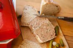 cuisinez une terrine avec des restes de viande