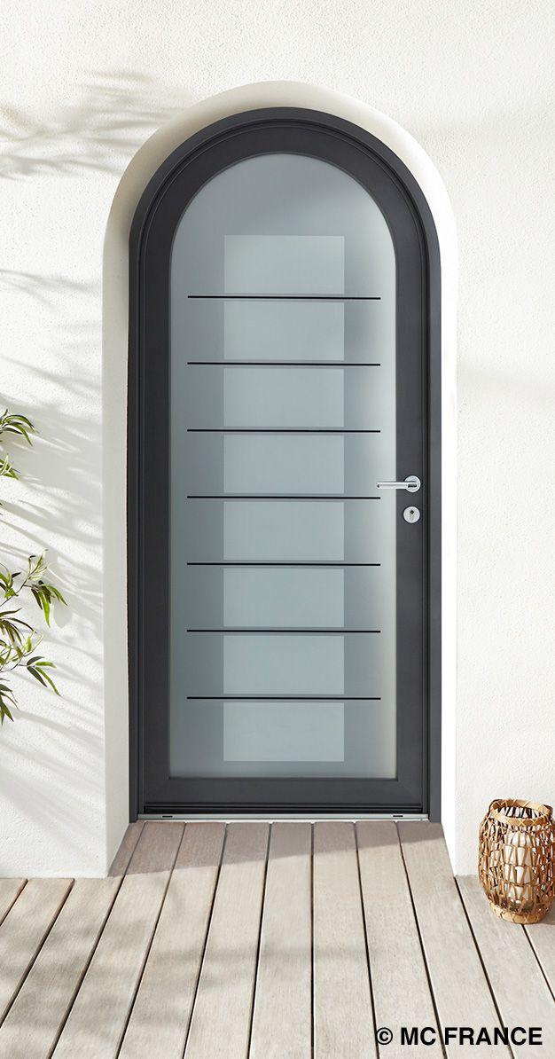 37 best une porte d 39 entree pour la maison images on Porte entree aluminium