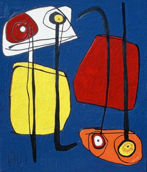 Paul du Toit - Parallel dance (2004)