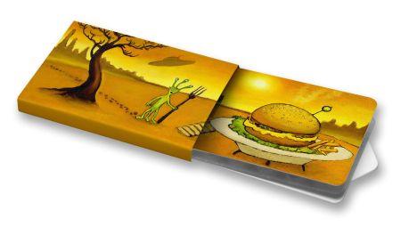 UFO #ufo #hamburger #ChewingGums #žvýkačky #CharityGums
