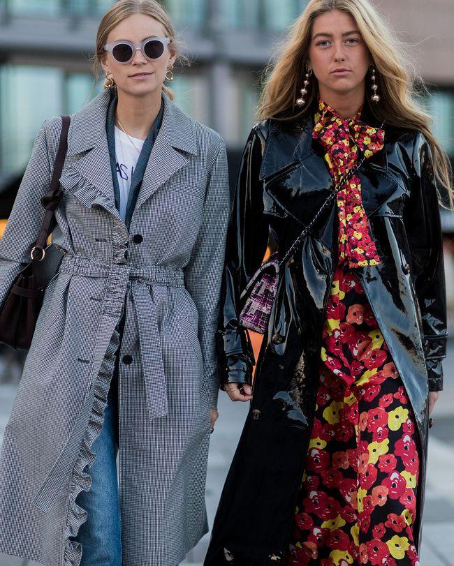 Las escandinavas son las nuevas #FrenchGirls y todo gracias a que están dominando el #EffortlessChic #Fashion #Look