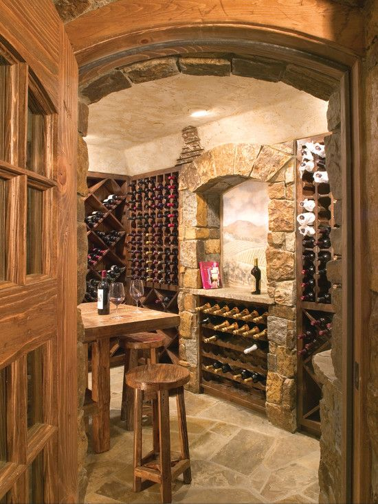 41 Best Images About Future Home Wine Cellar On Pinterest