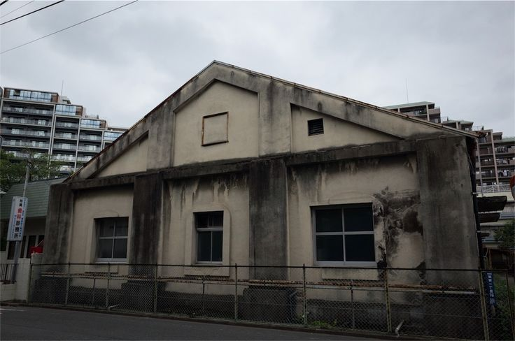 板橋区加賀 旧軍の火薬工場跡  Itabashi, military fire arms factory ruins